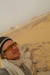 Me in White Desert.