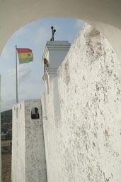 Dixcove castle, Ghana, Ghana Flag, Ladies Legs