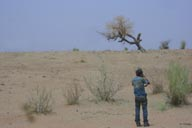 Me taking pictures in the Niger/Mali desert