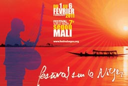 Segou, Festival sur le Niger 7th edition.