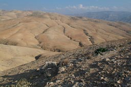 Mountains, Jordan desert.