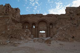 North Gate Al-Rasafeh, Syria.