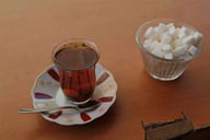 Turkish Tea, cay, Erzurum.