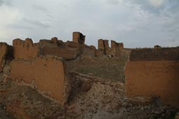 Ani-city walls, ancient, uninhabited, medieval city of 200000 around 1000 A.D.