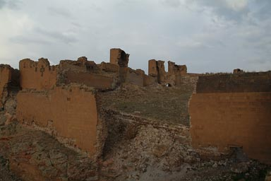Ani city walls.