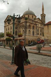 Church, now mosque Gaziantep.