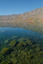 Lake Nemrut Crater, Eastern Turkey Van Province.