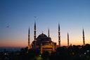 Sultan Ahmed Mosque Istanbul, Blue mosque.