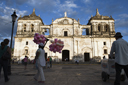 Cathedral of Mary's Assumption. Leon, Nicaragua.