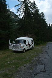 MB307D in Rila mountains.