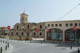 Church Lazarus, Larnaca.
