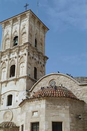 Saint Lazarus church, Larnaka, Cyprus.