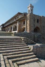Apostle Andreas Monastery,northern Cyprus.