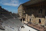 Roman theatre in Orange.
