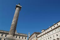 Column of Marcus Aurelius, Piazza Colonna.