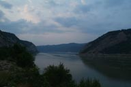 Balkan and the Danube.