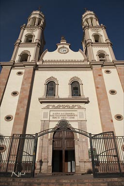 Culiacan Cathedral.