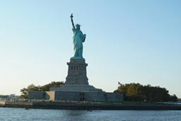 Statue of Liberty, NY.