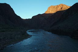 Colorado River early morning.