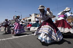 Arequipa Day dance.
